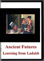 Ancient Futures DVD case