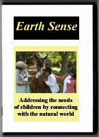 Earth Sense DVD case