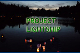 Project Lightship Label